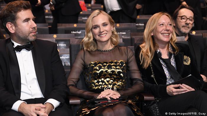 Frankreich | Cesar Filmpreis in Paris verliehen | Diane Kruger