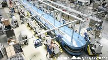 Deutschland   Waschmaschinenproduktion bei der BSH Bosch und Siemens Hausgeräte GmbH