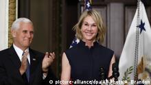 US-Präsident Donald Trump nominiert Kelly Knight Craft als UN-Botschafterin