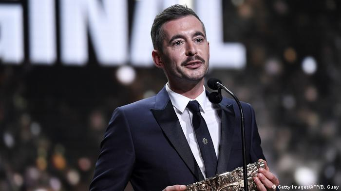 Frankreich | Cesar Filmpreis in Paris verliehen | Xavier Legrand | Best Original Screenplay (Getty Images/AFP/B. Guay)
