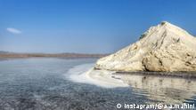Iran Persischer Golf Salz