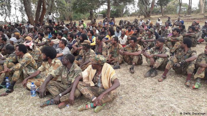 Äthiopien Oromo-Befreiungsfront (OLF)