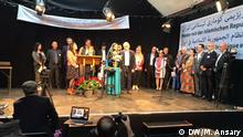 Versammlung in Hannover für Gründung der Union für Freiheit und Demokratie im Iran