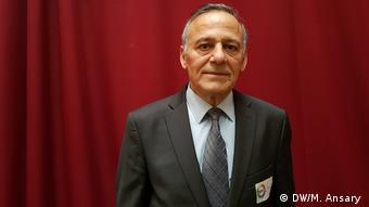Raoof Kaabi, Mitglied der Union für Freiheit und Demokratie im Iran