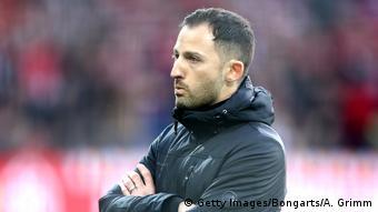 Fußball 1. FSV Mainz 05 v FC Schalke 04 - Bundesliga Trainer Tedesco