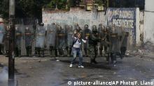 Politische Krise in Venezuela