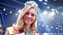 Deutschland Wahl Miss Germany 2019 Nadine Berneis (picture-alliance/dpa/U. Deck)