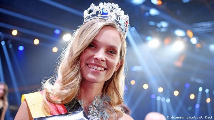 Miss Niemiec 2019 została 28-letnia policjantka ze Stuttgartu Nadine Berneis