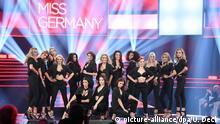 Deutschland Wahl Miss Germany 2019