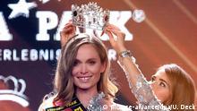 Deutschland Wahl Miss Germany 2019 Nadine Berneis