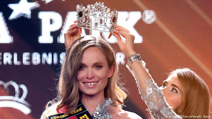 Надин Бернайс - Мисс Германия 2019 года