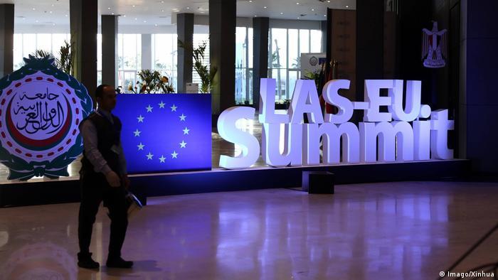 Scharm el Scheich Gipfel der EU und der Arabischen Liga