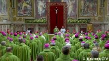 Vatikan-Missbrauchskonferenz Papst Franziskus Messe