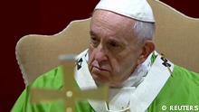 Vatikan-Missbrauchskonferenz Papst Franziskus