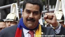 Venezuela, Caracas - Amtsantritt: Nicolas Maduro