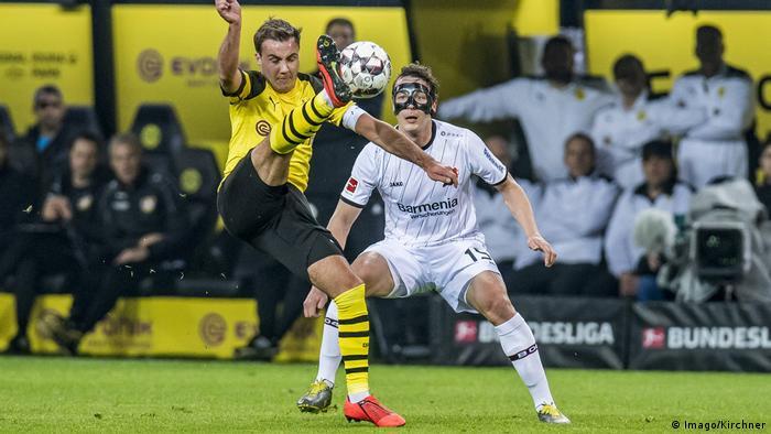 Fußball Bundesliga Borussia Dortmund v Bayer Leverkusen