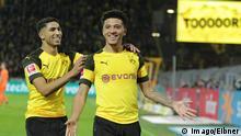 Fußball Bundesliga Borussia Dortmund v Bayer Leverkusen Torjubel 2:1
