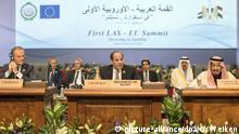 EU-Gipfeltreffen in Ägypten