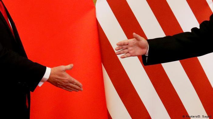 Symbolbild USA-China: Handelsgespräche (Reuters/D. Sagolj)
