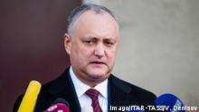 Republik Moldau Parlamentswahlen 2019 | Präsident Igor Dodon