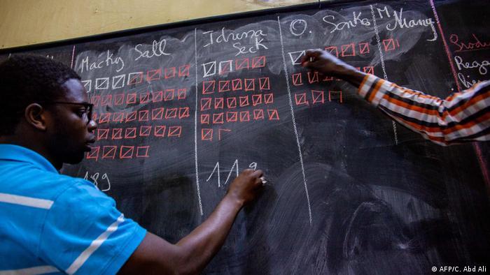 Senegal Präsidentschaftswahlen | Stimmenauszählung
