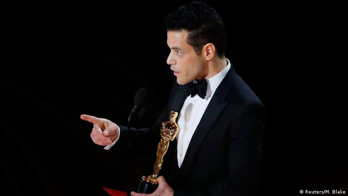 Rami Malek was the favorite to win best actor in a leading role