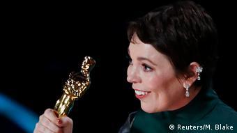 Oscarverleihung 2019 | Beste Darstellerin - Olivia Colman (Reuters/M. Blake)