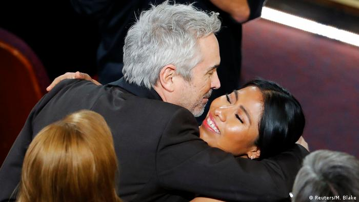 Alfonso Curan Umart Yalitza Aparisi
