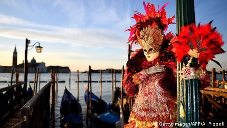 BdTD Karneval in Venedig (Getty Images/AFP/A. Pizzoli)