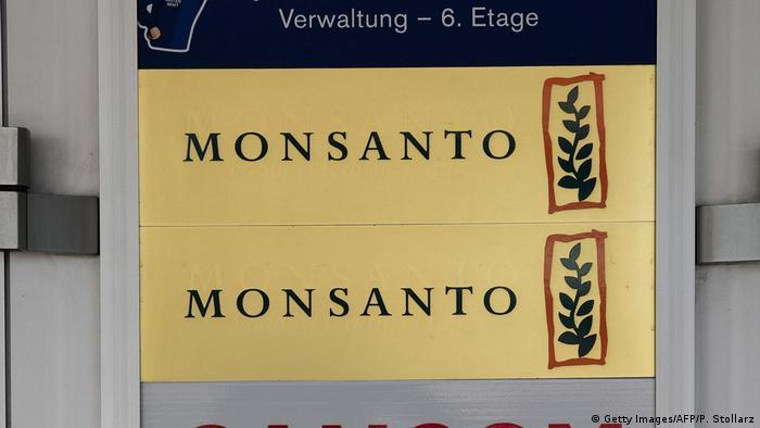 Düsseldorf Monsanto-Zentrale Deutschland