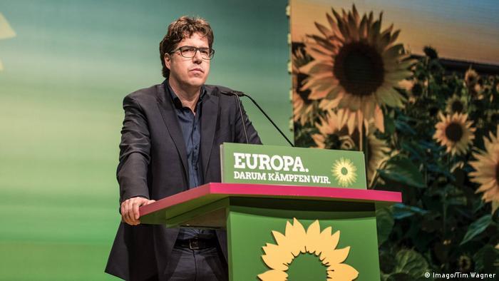 Bundesgeschäftsführer Bündnis 90 Die Grünen Michael Kellner