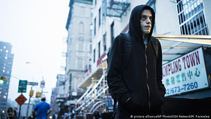 Filmstill - Mr. Robot (picture-alliance/AP Photo/USA Network/M. Parmelee)