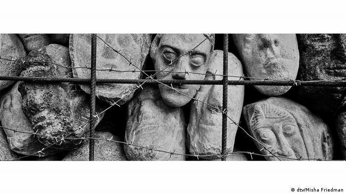 Стена памяти жертвам сталинских репрессий в Москве