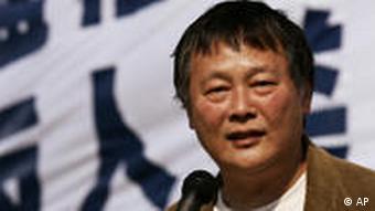 Chairman of the Overseas Chinese Democracy Coalition Wei Jingsheng