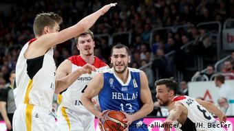 Πιθανή μία ελληνογερμανική μονομαχία στο παγκόσμιο κύπελλο μπάσκετ της Κίνας