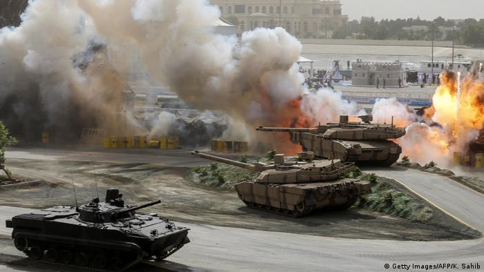 Njemački tenkovi u Jemenu