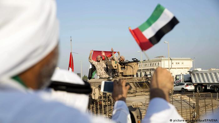 In Yemen War Coalition Forces Rely On German Arms And Technology Germany News And In Depth Reporting From Berlin And Beyond Dw 26 02 2019