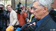 Prozess in Moskau gegen russischen Menschenrechtler Oleg Orlov
