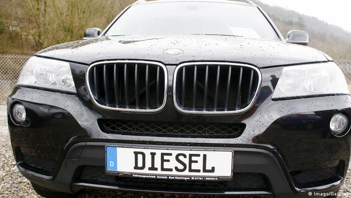 Bmw Muss 85 Millionen Euro Bußgeld Zahlen Aktuell Deutschland