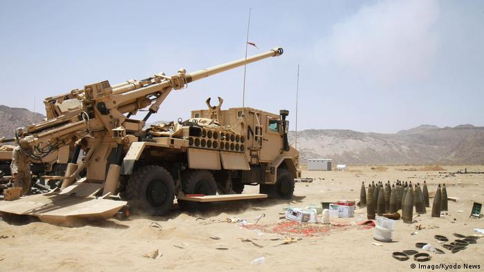 Saudis fire shells toward Yemen Saudi Arabia s border guard force fires shells toward Yemen, targeting the Shia Houthi militants, on June 3, 2015, from Najran, southern Saudi Arabia