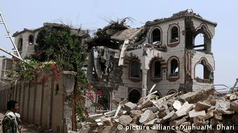 DW Exclusive Deutsche Waffen in Jemen SPERRFRIST 26.02.2019 20 Uhr saudische Luftwaffe Folgen