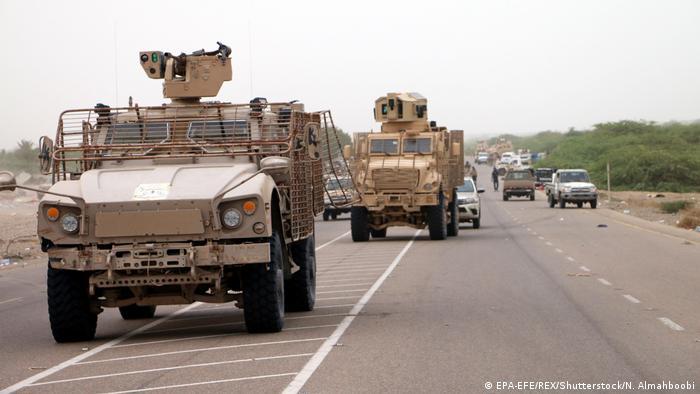 رغم اتفاق منع تصدير الأسلحة للدول المشاركة في اليمن بين أطراف الحكومة الألمانية، إلا أن صفقات الأسلحة الألمانية لبعض هذه الدول متواصلة.