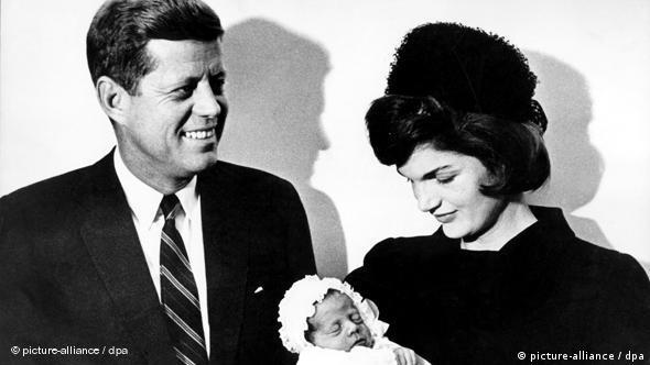 John F. Kennedy Junior - Taufe