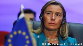 Avrupa BirliğiDış İlişkiler ve Güvenlik Politikası Yüksek TemsilcisiFederica Mogherini