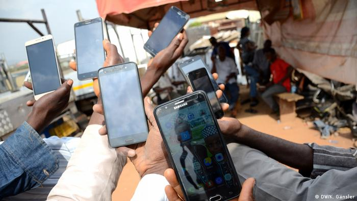 Image result for Elections in Nigeria: Smartphone, truth and lies