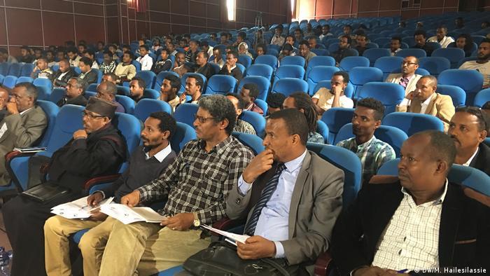 Äthiopien Friedensgespräche in Mekele