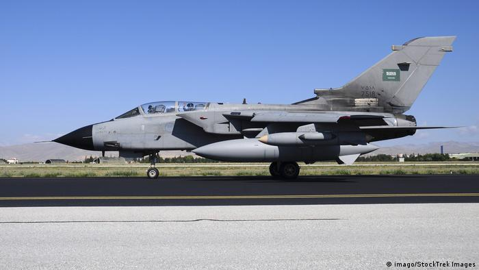 Royal Saudi Air Force Tornado IDS (imago/StockTrek Images)