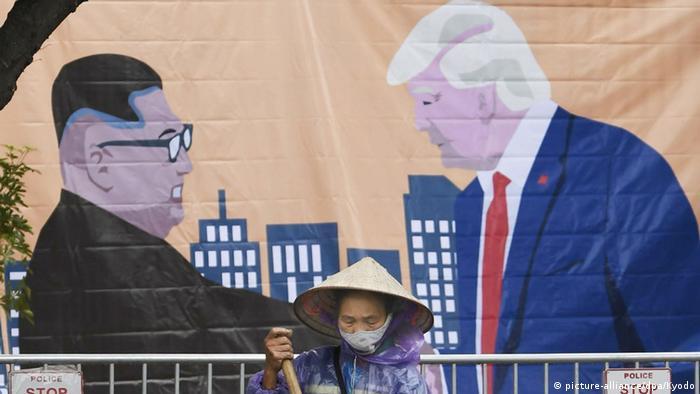 Vietnam im Vorfeld Treffen Donald Trump und Kim Jong Un in Hanoi