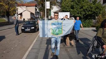 Bosnien-Herzegowina Proteste gegen Bau von Wasserkraftwerken