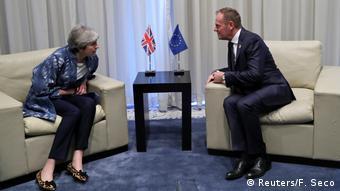 توسک، رئیس شورای اروپا از تعویق مشروط برگزیت حمایت کرد